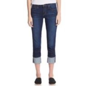 Joe's  Jeans Maven Cuffed Crop Denim